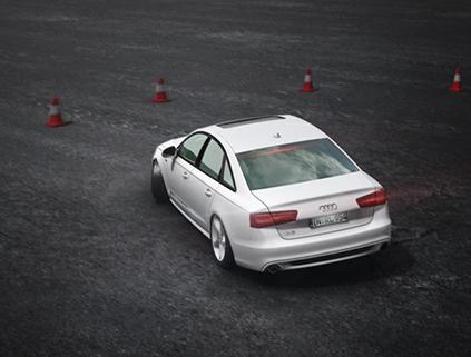 Audi R6 // 5 sec end-tag