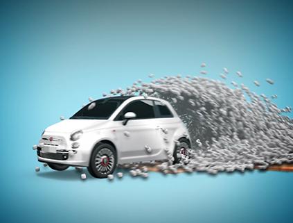 Fiat // New 500
