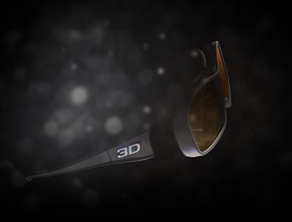 Panasonic // Viera 3D