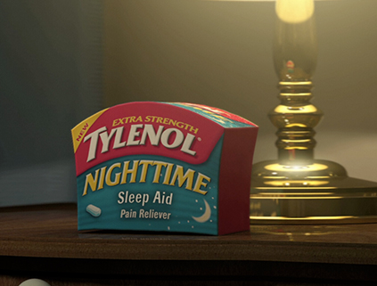 Tylenol Nighttime // Sleep Aid
