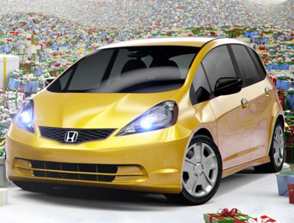 Honda // Gifts